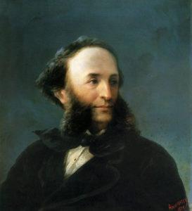 Автопортрет 1874г.
