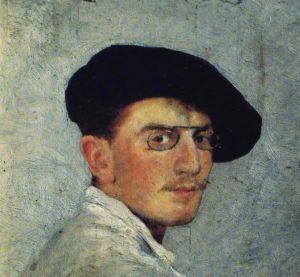 Лев Бакст 1893г.