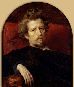 Автопортрет 1848