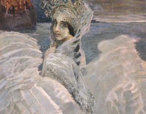 Царевна-Лебедь 1900 г.