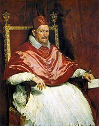 Иннокентия X 1650 г.