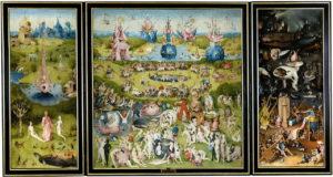 Сад земных наслаждений 1500-1510 г.