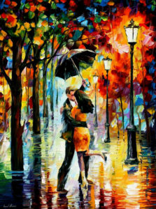 Танцы под дождём
