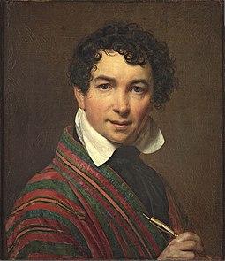 Автопортрет 1828 г.