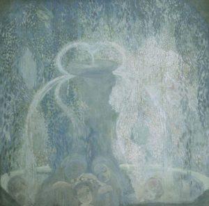 Голубой фонтан 1905 г.