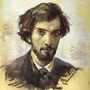 Автопортрет 1880 г.