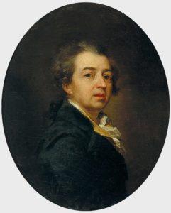 Автопортрет 1783 г