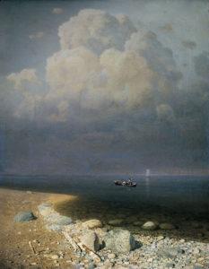 Ладожское озеро 1873 г.
