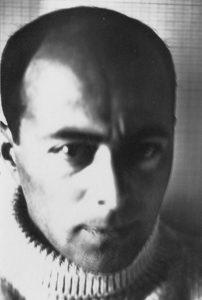 Автопортрет 1924 г