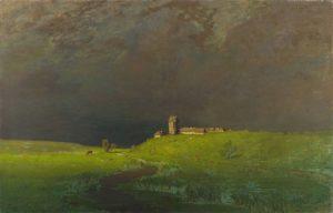После дождя  1879 г.