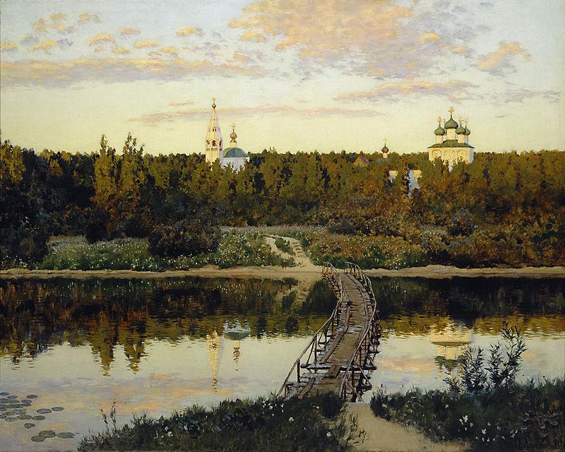 Тихая обитель 1890 г.