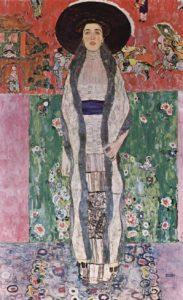 Портрет Адели Блох-Бауэр II 1912 г.