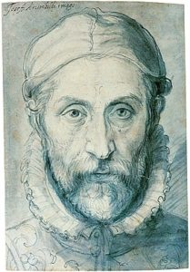 Автопортрет 1575 года