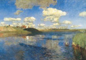 Озеро 1899—1900 г.