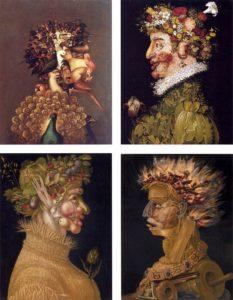 Времена года 1560-х г.