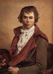 Автопортрет 1794 г