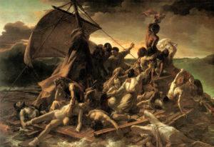 Плот Медузы 1819 г.