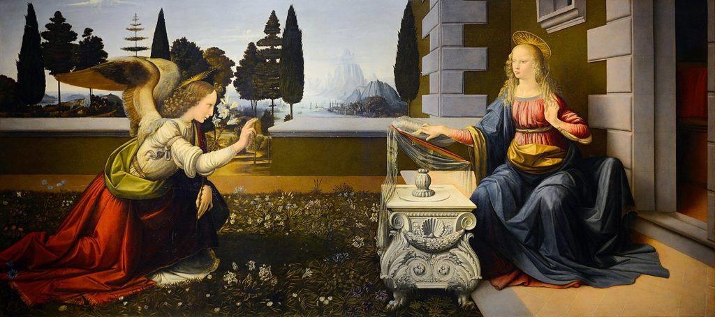 Благовещение 1472—1475 г.