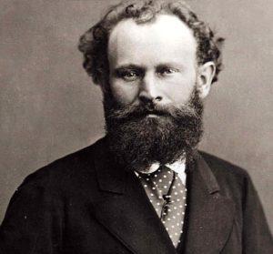 Эдуард Мане 1870 г.