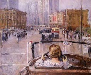 Новая Москва 1937 г.