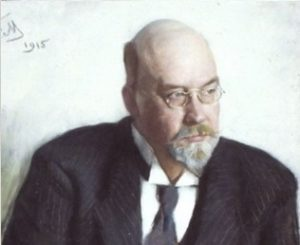 Илья Семёнович Остроухов 1915 г.