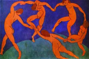 Танец 1910 г.