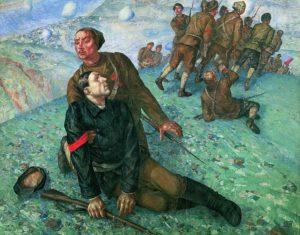 Смерть комиссара 1928 г.