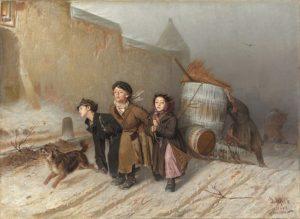 Тройка 1866 г.