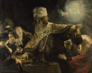 Пир Валтасара