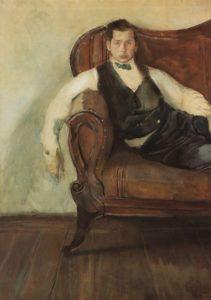 Автопортрет 1898 г.