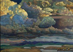 Небесный бой 1912 г.