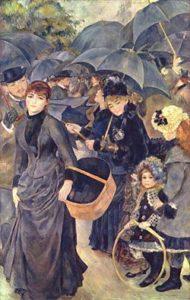 Зонтики 1881—1886 г.