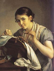 Кружевница 1823 г.