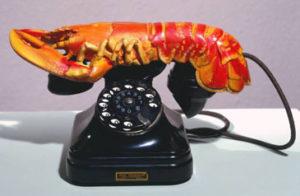 Телефон-омар 1936 г.