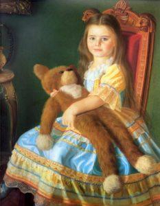 Машенька Шилова 1983 г.