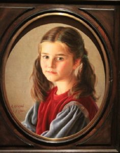 Портрет дочери 1986 г.