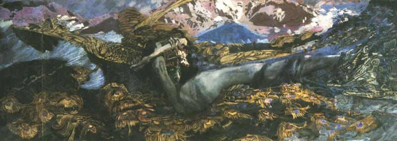 Демон поверженный 1902 г.