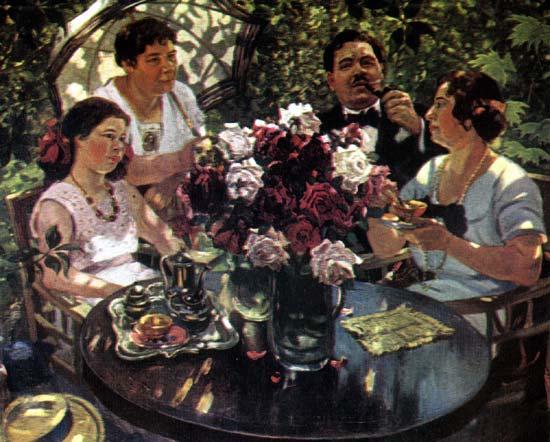 Семейный портрет 1934 г.